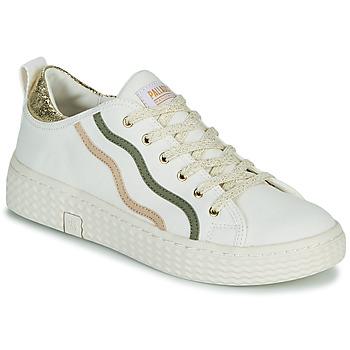Chaussures Femme Baskets basses Palladium Manufacture TEMPO 02 CVSG Blanc