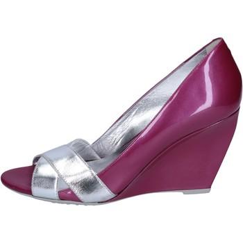 Chaussures Femme Escarpins Hogan BK708 Violet