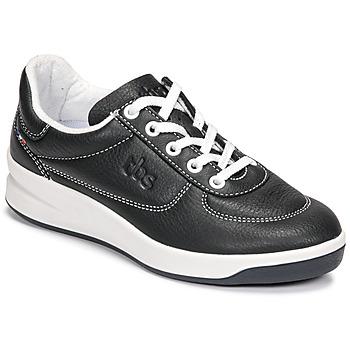 Chaussures Femme Baskets basses TBS BRANDY Noir / Blanc