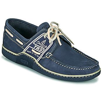 Chaussures Homme Chaussures bateau TBS GLOBEK Marine