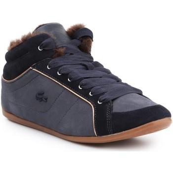 Chaussures Femme Baskets montantes Lacoste Missano MID 5 SRW DK 7-26SRW4207120 granatowy