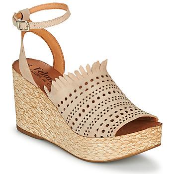 Chaussures Femme Sandales et Nu-pieds Felmini ALEXA Beige
