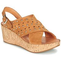 Chaussures Femme Sandales et Nu-pieds Felmini MONACO Marron