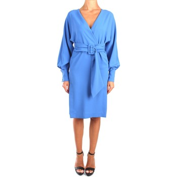 Vêtements Femme Robes courtes Simona Corsellini A20CPAB028 Dress Femme Bluette Bluette