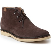 Chaussures Homme Boots Lacoste Sherbrooke HI 14 SRM 7-30SRM0025176 brązowy