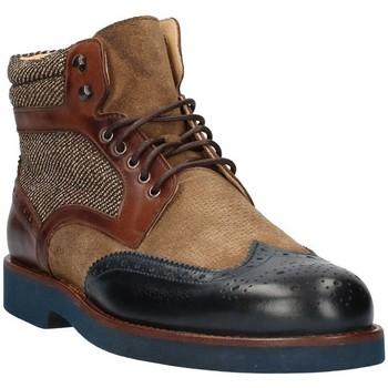 Chaussures Homme Boots Agostino Diana 448 bottes Homme BLEU BLEU