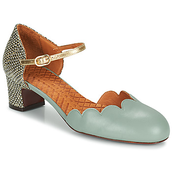 Chaussures Femme Escarpins Chie Mihara UKUMA Vert