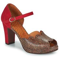 Chaussures Femme Sandales et Nu-pieds Chie Mihara NADILA Rouge