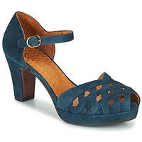 Chaussures Femme Sandales et Nu-pieds Chie Mihara NI-IRMA Bleu