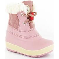 Chaussures Enfant Bottes de neige Olang APE Rose