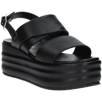 Chaussures Femme Sandales et Nu-pieds Grace Shoes SAMI Noir