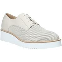 Chaussures Femme Derbies Nero Giardini P907701D Blanc