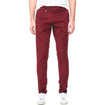 Vêtements Homme Chinos / Carrots Antony Morato MMTR00496 FA800109 Rouge