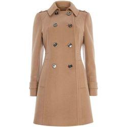 Vêtements Femme Manteaux Anastasia - Manteau militaire d'hiver pour femmes Beige