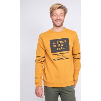 Vêtements Homme Sweats Ritchie Sweat col rond WEBSTER Orange