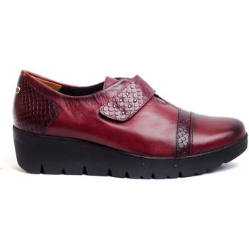 Chaussures Femme Derbies & Richelieu Giorda 31671 Rouge