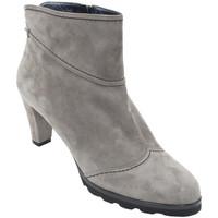 Chaussures Femme Bottines Angela Calzature ANSANGC410gr grigio
