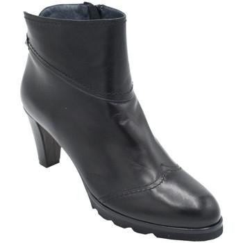 Chaussures Femme Bottines Angela Calzature ANSANGC410nr nero