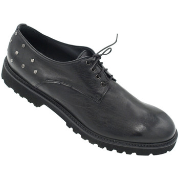Chaussures Femme Derbies Angela Calzature ANSANGC608nr nero
