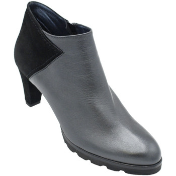 Chaussures Femme Low boots Angela Calzature ANSANGC683nr nero