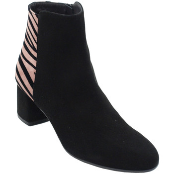 Chaussures Femme Bottines Angela Calzature ANSANGCE650nr nero