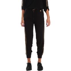 Vêtements Femme Pantalons de survêtement Fornarina BE171L96C99700 Noir