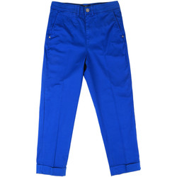 Vêtements Femme Chinos / Carrots Fornarina BE171L73G29112 Bleu