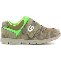 Chaussures Enfant Baskets basses Grunland PP0157 Vert