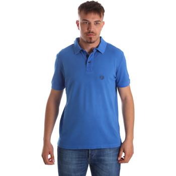 Vêtements Homme Polos manches courtes Gaudi 911BU64063 Bleu