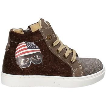 Chaussures Enfant Baskets montantes Melania ME2040D7I.A Marron