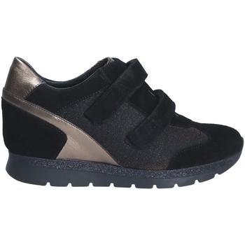 Chaussures Femme Baskets basses Keys 7079 Noir