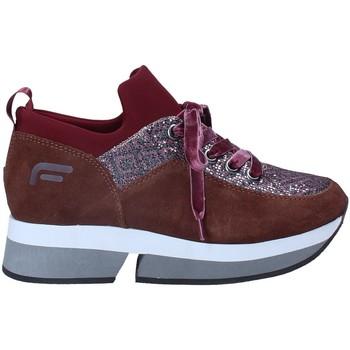 Chaussures Femme Baskets basses Fornarina PI18SL1080VM72 Marron