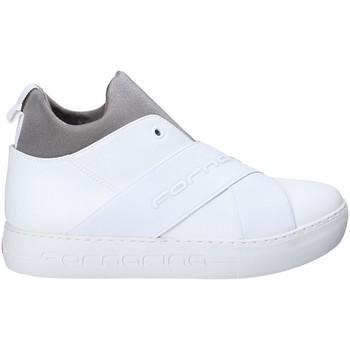 Chaussures Femme Slip ons Fornarina PI18YM1063VT09 Blanc