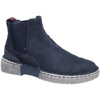 Chaussures Enfant Boots Grunland PO1398 Bleu