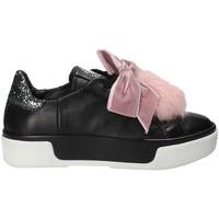 Chaussures Femme Baskets basses Janet Sport 42730 Noir