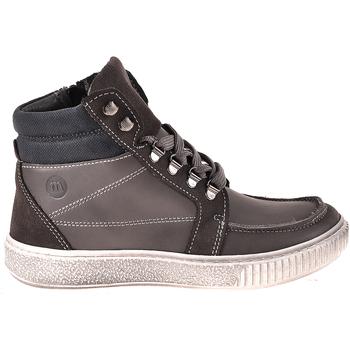 Chaussures Enfant Baskets montantes Melania ME6608F8I.C Gris