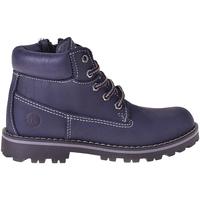 Chaussures Enfant Boots Melania ME2629D8I.B Bleu