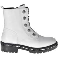 Chaussures Femme Boots Elvio Zanon I6507G Blanc