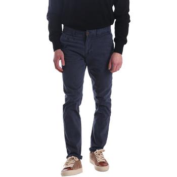 Vêtements Homme Chinos / Carrots Automatic PAU22172 Bleu