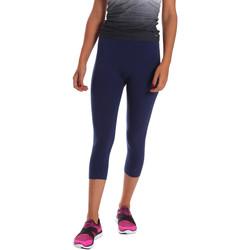 Vêtements Femme Leggings Key Up 5LI23 0001 Bleu