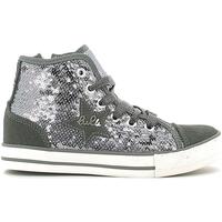 Chaussures Enfant Baskets montantes Lulu LV010070T Gris