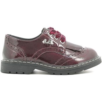 Chaussures Enfant Derbies Lulu LL130007S Rouge