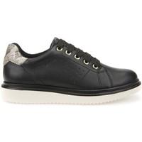 Chaussures Enfant Derbies Geox J744FA 000BC Noir