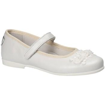 Chaussures Fille Ballerines / babies Melania ME2186D8E.B Blanc