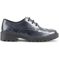 Chaussures Garçon Derbies Geox J6420N 000HI Bleu
