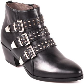 Chaussures Femme Bottines Nero Giardini A806503D Noir