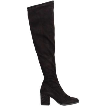 Chaussures Femme Bottes ville Gattinoni PINVK0764W Noir