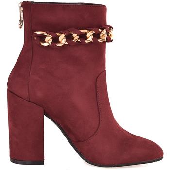 Chaussures Femme Bottines Gattinoni PINOD0784W Violet