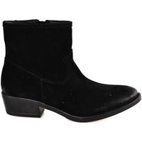 Chaussures Femme Bottines Mally 5340 Noir