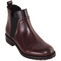 Chaussures Femme Bottines Mally 5948 Rouge